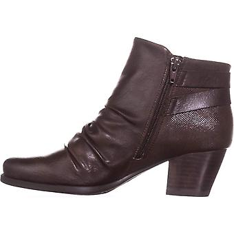 Bare Traps Womens Reliance Almond Toe Ankle Fashion Boots