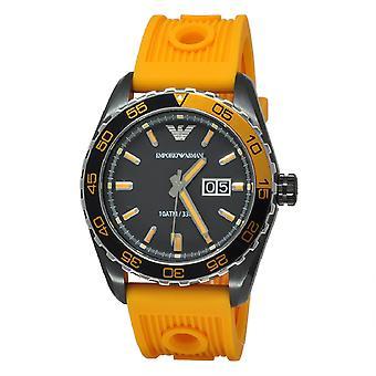 Armani Ar6046 Sportivo Orange Men's Watch