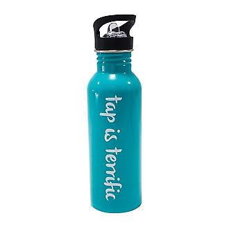 Yellowstone H20 Water Bottle Turquoise