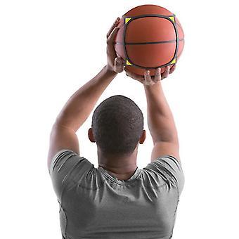SKLZ Square upp basket skytte stöd passar standard basket bollar