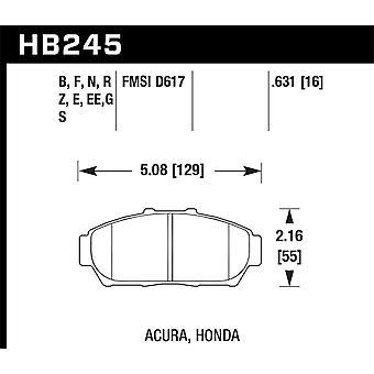 Hawk performance HB245F. 631 HPS