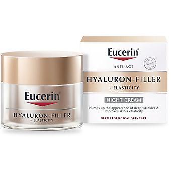 Eucerin elasticitet + filler nattkräm 50ml