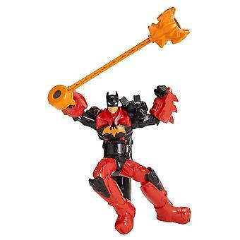 Batman Cyclone Figures - Combat Staff Batman Deluxe