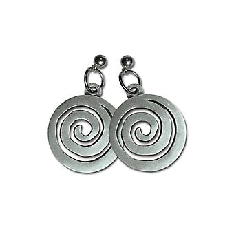 Earrings - Naruto Shippuden - New Uzushio Clan Swivl Symbol Logo ge8780