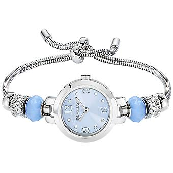 Morellato watches drops Watch for Women Analog Quartz with Stainless Steel Bracelet R0153122548