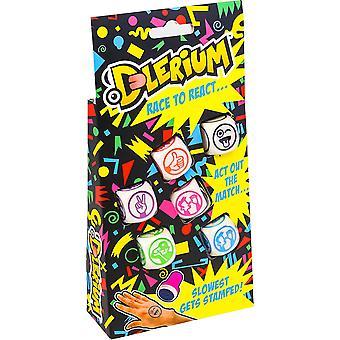 Ooba juguetes D'Lerium juego de dados