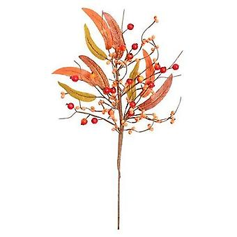 Autumn Berry Decorative Stem 44cm
