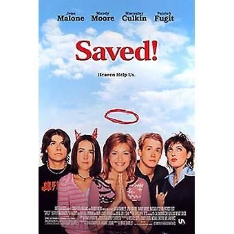 Poster del cinema originale salvato (singolo lato regolare)