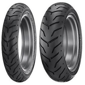 Motorradreifen Dunlop D 407 T H/D ( 180/65B16 TL 81H Hinterrad, M/C )