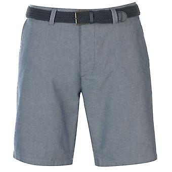 Pierre Cardin Mens Oxford Shorts