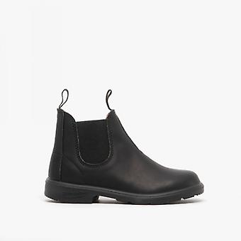 Blundstone 531 Kids Leather Chelsea Boots Black