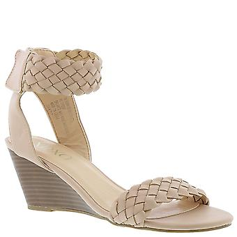 Xoxo Womens Sonnie Open Toe Special Occasion Platform Sandals
