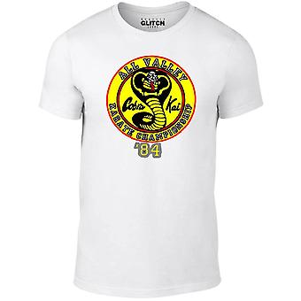 Men's cobra kai t-shirt