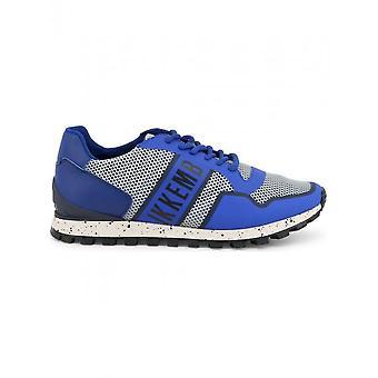 Bikkembergs - Schuhe - Sneakers - FEND-ER_2084_GREY-BLUE - Herren - dodgerblue,gainsboro - 46
