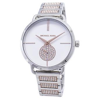 Michael Kors Portia MK4352 Diamond Accente Quartz Femei & s Watch