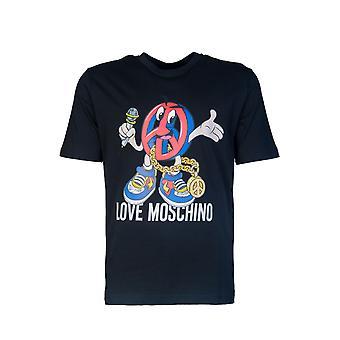 Moschino T Shirt M4732 4b M3876