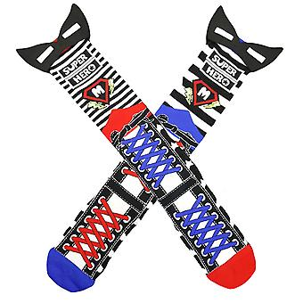 MadMia Socks Superhero
