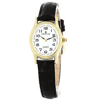 Certus 646461 watch - leder vrouw