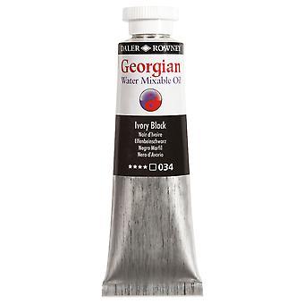Daler Rowney georgiano água Mixable tinta a óleo 37ml