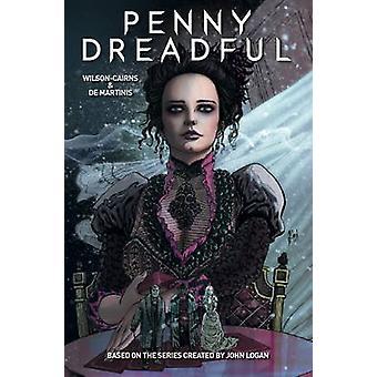 Penny Dreadful door Krysty WilsonCairnsAndrew Hindraker