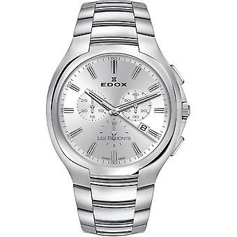 Edox 10239 3 AIN Les Bémonts Heren Horloge