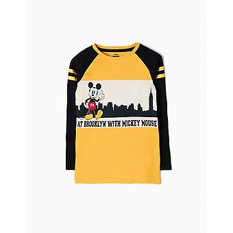 Zippy Dis lange Sleve Jersey Sp Yello