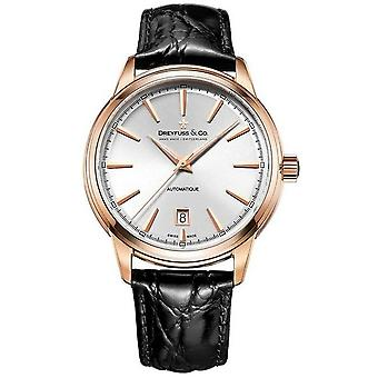 Dreyfuss Wristwatch Men's Automatic 1890DGS00162/02