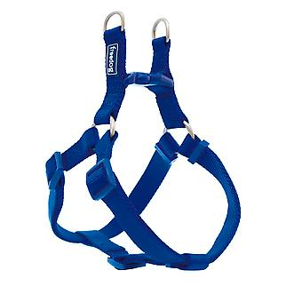 Freedog Basic Nylon Harness Type A Blue (Dogs , Collars, Leads and Harnesses , Harnesses)