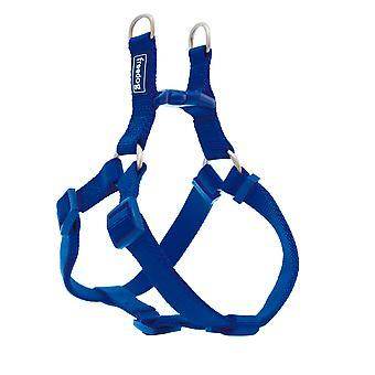 Freedog Basic Nylon seldon typ A Blue (hundar, kragar, Leads och selar, seldon)