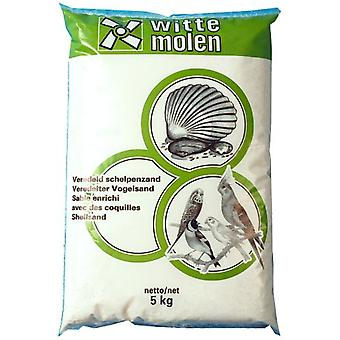 Witte Molen Sand with Anise for Bird Cages (Birds , Bedding & Litter)