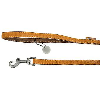 Mac Leather Leash  Mac Leather  Brown (Dogs , Collars, Leads and Harnesses , Leads)