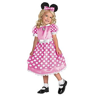 Tatlı Minnie Mouse Çocuk Kostüm