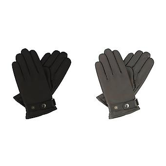 Eastern Counties Leather Mens Anton Strap Gloves
