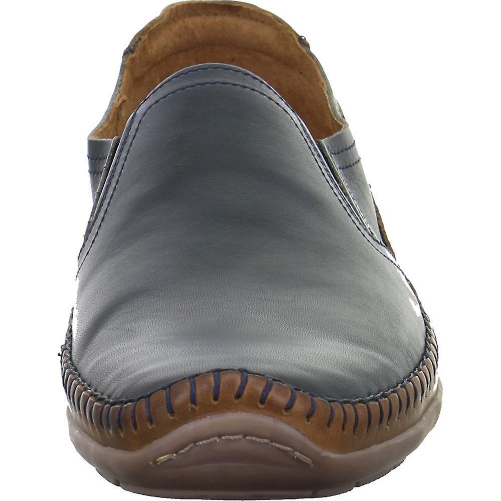 Pikolinos Açores 06H3128bluecuero universel toute l'année chaussures hommes