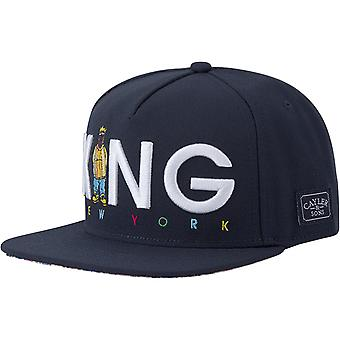 Cayler & Sons Snapback Cap - LE ROI King of New York