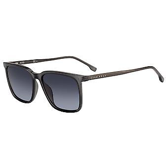 Hugo Boss 1086/S KB7/9O Szare/Ciemnoszare okulary przeciwsłoneczne Gradient