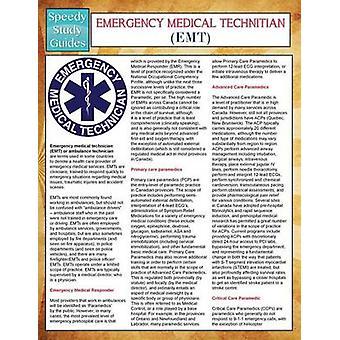 EMT Emergency Medical Technician  Speedy Study Guides by Publishing LLC & Speedy
