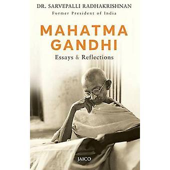 Mahatma Gandhi by Radhakrishnan & Dr. Sarvepalli