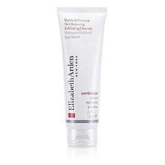 Visible difference skin balancing exfoliating cleanser (combination skin) 125ml/4.2oz