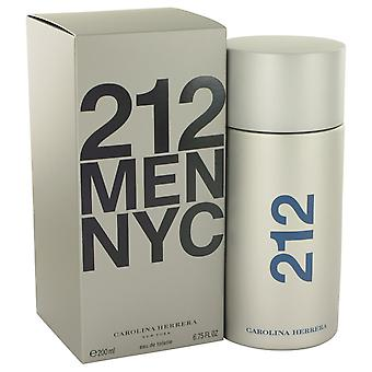 212 Cologne by Carolina Herrera EDT (New Packaging) 200ml