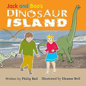 Jack and Boo's Dinosaur Island by Philip Bell - 9780956298034 Book
