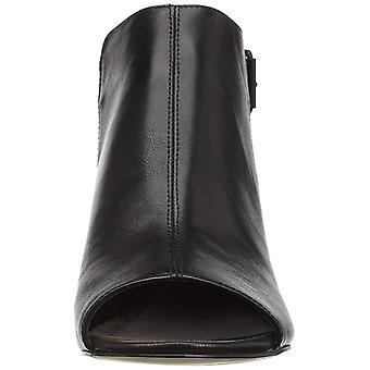 Tahari Womens Finn Leather Peep Toe Casual Slingback Sandals