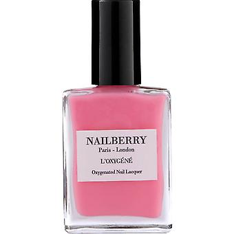 Nailberry Juicy 2020 Oxygenated Nail Lacquer Collection - Pink Guava 15ml