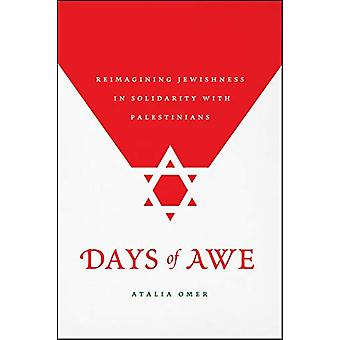 Days of Awe - Reimagining Jewishness in Solidarity with Palestinians b