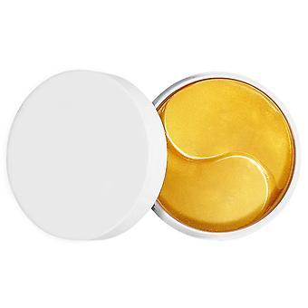 Máscara de olho de colágeno de ouro cristal 60 pcs