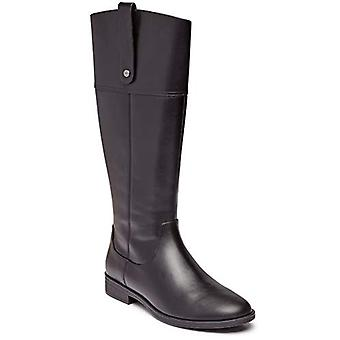 Vionic Women's Knee High Boots - Ladies Tall Equestrian Riding Style Boot wit...