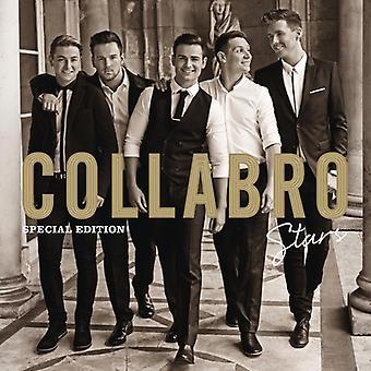 Collabro - Stars [CD] USA import