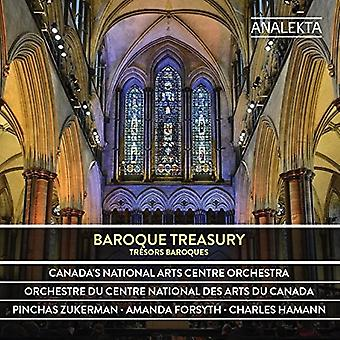 Baroque Treasury [CD] USA import