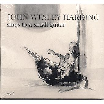 John Wesley Harding - Sings to a Small Guitar 1 [CD] USA import