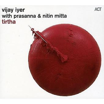 Vijay Iyer - Tirtha [CD] USA import